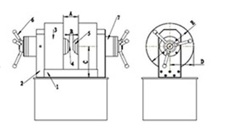 HTC系列电磁铁特点: *又称外斯型或U型电磁铁; *磁场气隙双向可调; *单轭的结构,磁场方向水平; *直立座放,有很宽阔的操作空间,便于取放样品和与其他设备的组合架构,是磁性研究zui为常见的电磁铁之一。 HTC系列电磁铁(又称外斯型或U型电磁铁),磁场气隙双向可调,单轭的结构,磁场方向水平;直立座放,有很宽阔的操作空间,便于取放样品和与其他设备的组合架构,是磁性研究zui为常见的电磁铁之一。 主要用途: 用于霍尔效应研究,磁电阻效应研究、磁滞伸缩研究、转矩磁强计、力法磁强计、振动样品磁强计、磁化率测